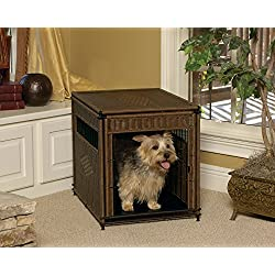 Mr. Herzher's Small Pet Residence, Dark Brown