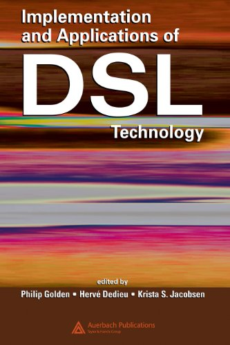 Download Implementation and Applications of DSL Technology Pdf