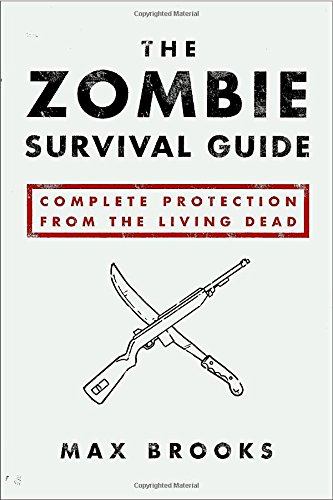 Book cover for The Zombie Survival Guide