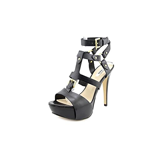 7a246785f74 GUESS Women s Ormandi Black Leather Platform 9.5 M  Guess Shoes ...