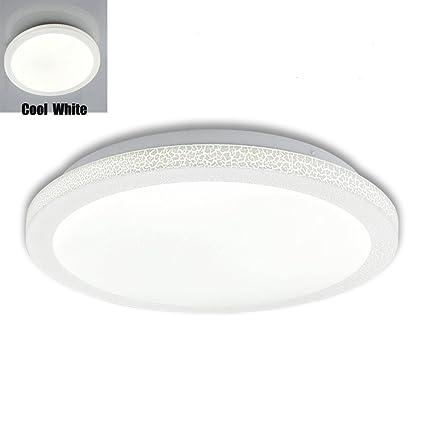 ZHMA Lámpara de techo empotrada de 48W, 3600LM, Lámpara de techo ...