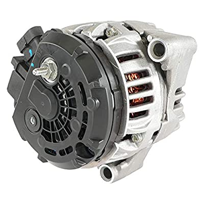 DB Electrical ABO0425 New Alternator For Chevrolet Gmc Truck Savana Vans 4.3L 4.3 4.8L 4.8 5.3L 5.3 6.0L 6.0 6.6L 6.6 Yukon XL 8.1L 8.1 05 06 07 2005 2006 2007 11349 94665137 0-124-325-164: Automotive
