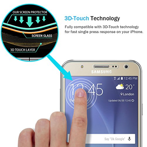 outlet LK [3 PACK] Samsung Galaxy J7 Screen Protector