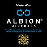 Powerful ZINC Glycinate from Albion® Boosted