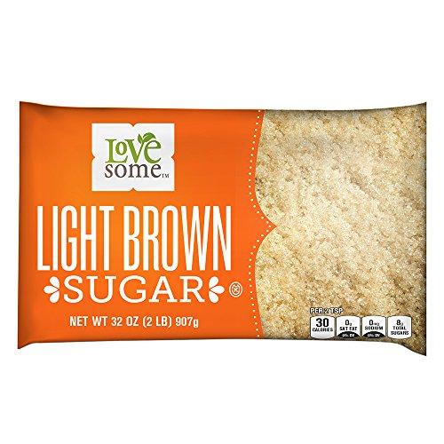 Lovesome Light Brown Sugar, 2 Pound