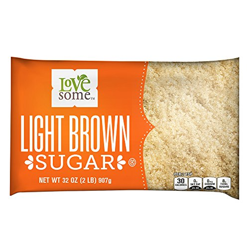 organic light brown sugar - 5