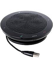 Jabra Speak 410 Luidsprekertelefoon - Microsoft Certified Portable Conference Speaker met USB - Plug-And-Play Connectivity met Computers