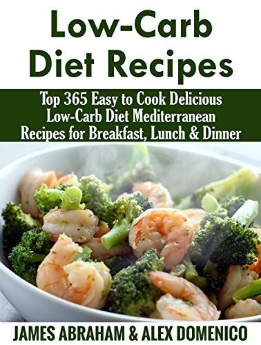 Atkins Diet Recipe Book