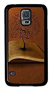 The Giddyup Tree And The Bickham Script Tree Black Hard Case Cover Skin For Samsung Galaxy S5 I9600 by Maris's Diary
