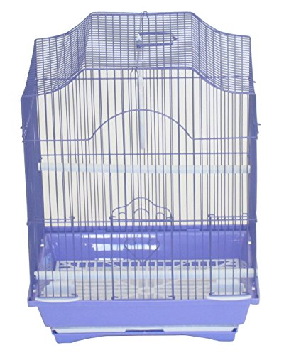 YML A1134PUR Cornerless Flat Top Cage, Small