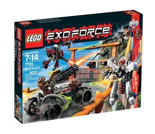 Top 9 Best LEGO Exo-Force Sets Reviews in 2020 2