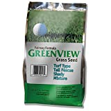 GreenView Fairway Formula Grass Seed Turf Type Tall Fescue Shady Mixture, 5 lb Bag