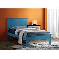 ACME Furniture 25445T 2 Count Prentiss Bed, Twin, Blue