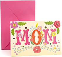 Hallmark Mother's Day Greeting Card for Mom with Music and Lights (Love Shines)