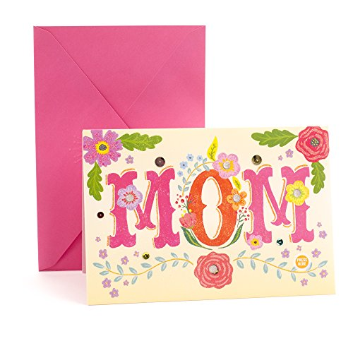 Hallmark Mother's Day Card from Son or Daughter with Music and Lights (Love Shines)