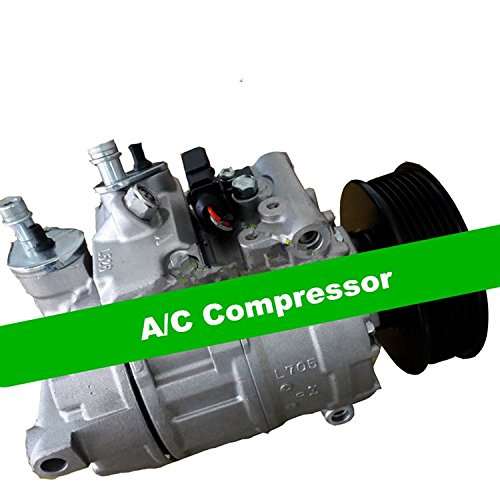 GOWE A/C Compressor & Clutch For Vw Volkswagen Passat 4.0L for car Porsche Cayenne 3.2L 2002-2006 - Clutch 4l