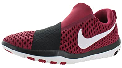 the latest 69058 b7a7a Nike Women s Free Connect Noble Red White-Black Ankle-High Cross Trainer  Shoe