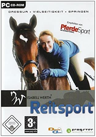 Image result for Isabell Werth Reitsport pc dvd