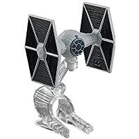 Hot Wheels, Star Wars, TIE Fighter Grey (Star Wars: Rebels) Vehículo de fundición a presión