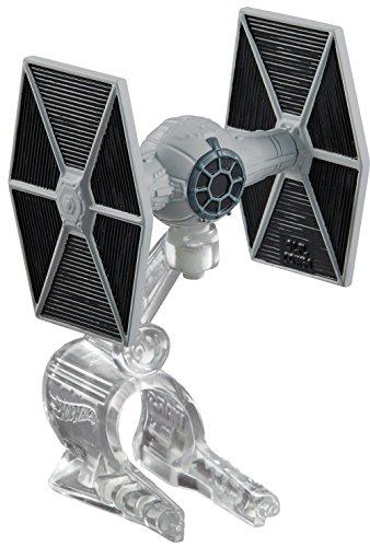Star Wars Rebels Tie Fighter (Hot Wheels, Star Wars, TIE Fighter Gray (Star Wars: Rebels) Die-Cast Vehicle)