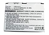 Synergy Digital Battery Compatible with Huawei IDEOS S7-105 Tablet Battery (Li-Ion, 3.7V, 2200 mAh) - Repl. Huawei HB5A4P2 Battery