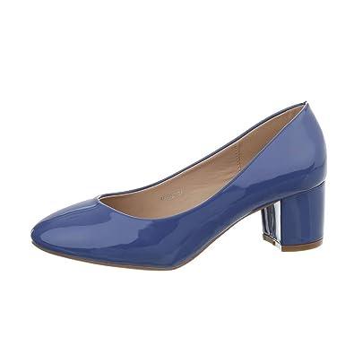 Ital-Design Damenschuhe Pumps Klassische Pumps  Amazon.de  Schuhe ... b1a50561a0