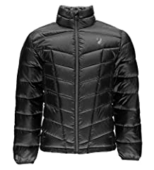 Spyder's Pelmo Down Jacket is endlessly versatile-with 550 Fill Power Down, it's perfect to wear around town or under a shell for cold days on the mountain. Spyder is one of the largest winter sports brands in the world, as well as an Officia...