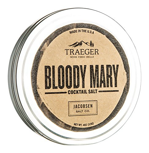 - Traeger Bloody Mary Cocktail Salt 4 oz. (SPC175)
