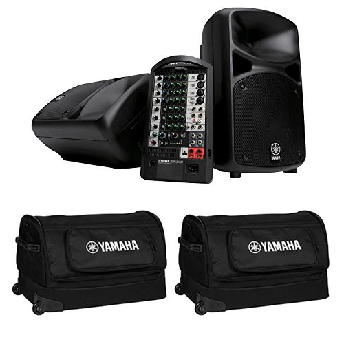 Yamaha STAGEPAS Portable Rolling Stagepas600I