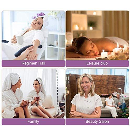 Ete Etmate Sauna Blanket 2 Zone Controller Digital Heat Sauna Slimming Blanket