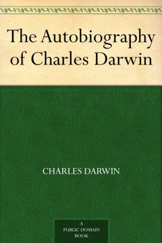 Autobiography Charles Darwin ebook product image