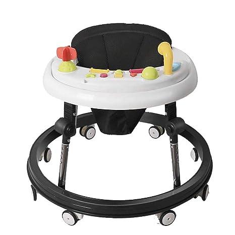 YUMEIGE Andadores 7 velocidades ajustables Andador para Bebés ...