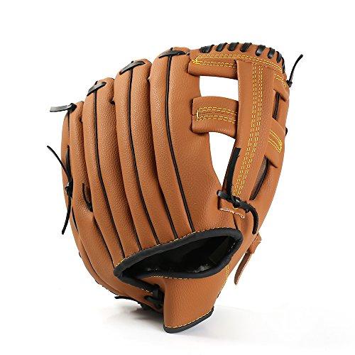 UK Hot Hand Training Softball Glove Left Game Sports Kids//Adult Baseball Gloves