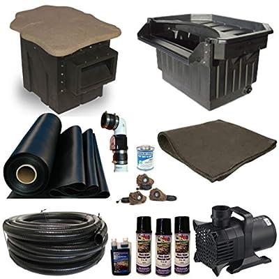 XLP Series Patriot EPDM Rubber Pond Kits