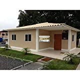 China Home Design Modular House EPS Sandwich Panel Insulated House for sale