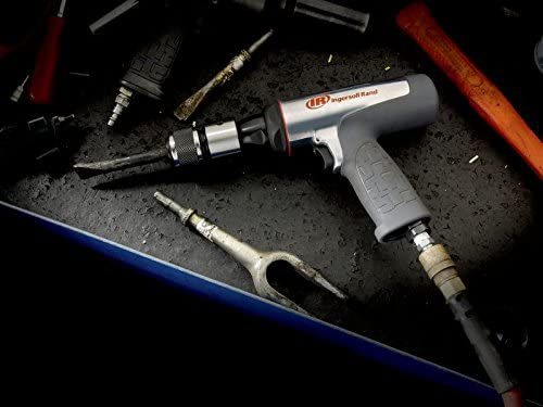 Ingersoll Rand 123MAX Vibration Reduced Round Barrel Air Hammer