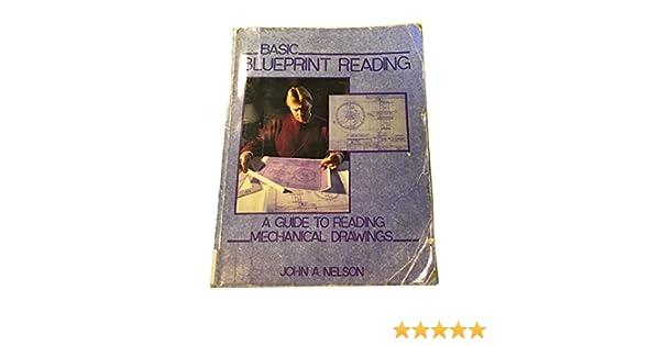 Basic blueprint reading j nelson 9780830632732 amazon books malvernweather Image collections