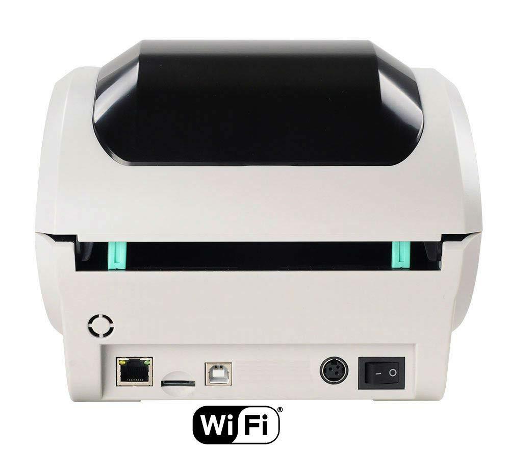 4'' Xprinter XP-470B Direct Thermal Label Printer, USB, ETHERNET & WiFi by Xprinter (Image #3)