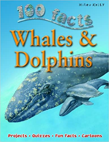 Book Whales & Dolphins (100 Facts)