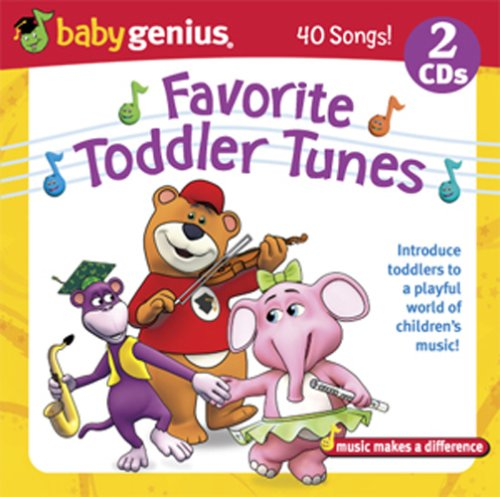 Baby Genius Favorite Toddler Tunes