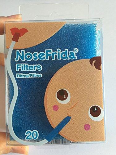 Yiwa New Born Baby, mit Saugnapf, Pflege-, Nasensekretsauger Nasensauger für Vakuum-Absaugung