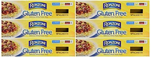Price comparison product image Ronzoni Gluten Free Pasta 12oz Box (Pack of 6) Choose Shape Below (Spaghetti)