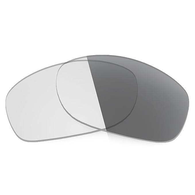 e1dabe67832 Revant Replacement Lenses for Oakley Pit Bull Elite Adapt Grey  Photochromic  Amazon.co.uk  Clothing