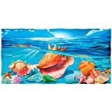 Seashells Cotton Beach Towel
