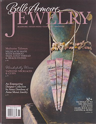 Belle Armoire Jewelry Magazine March April May - Jewelry Armoire Belle