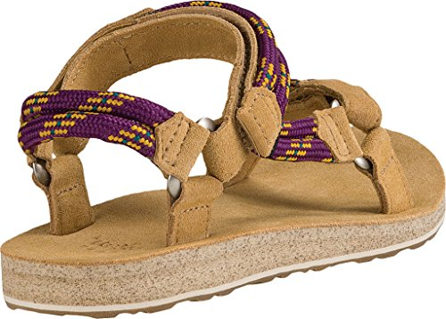 de Violet Rope Teva Marche Universal Foncé Sandal Women's Original SS17 Rw8qEX