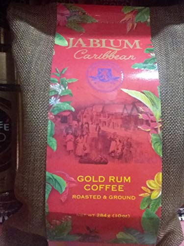 - JABLUM GOLD RUM COFFEE GROUND 10 OZ