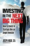 Investing in the Next Big Thing: How to Invest in Startups and Equity Crowdfunding like an Angel Investor