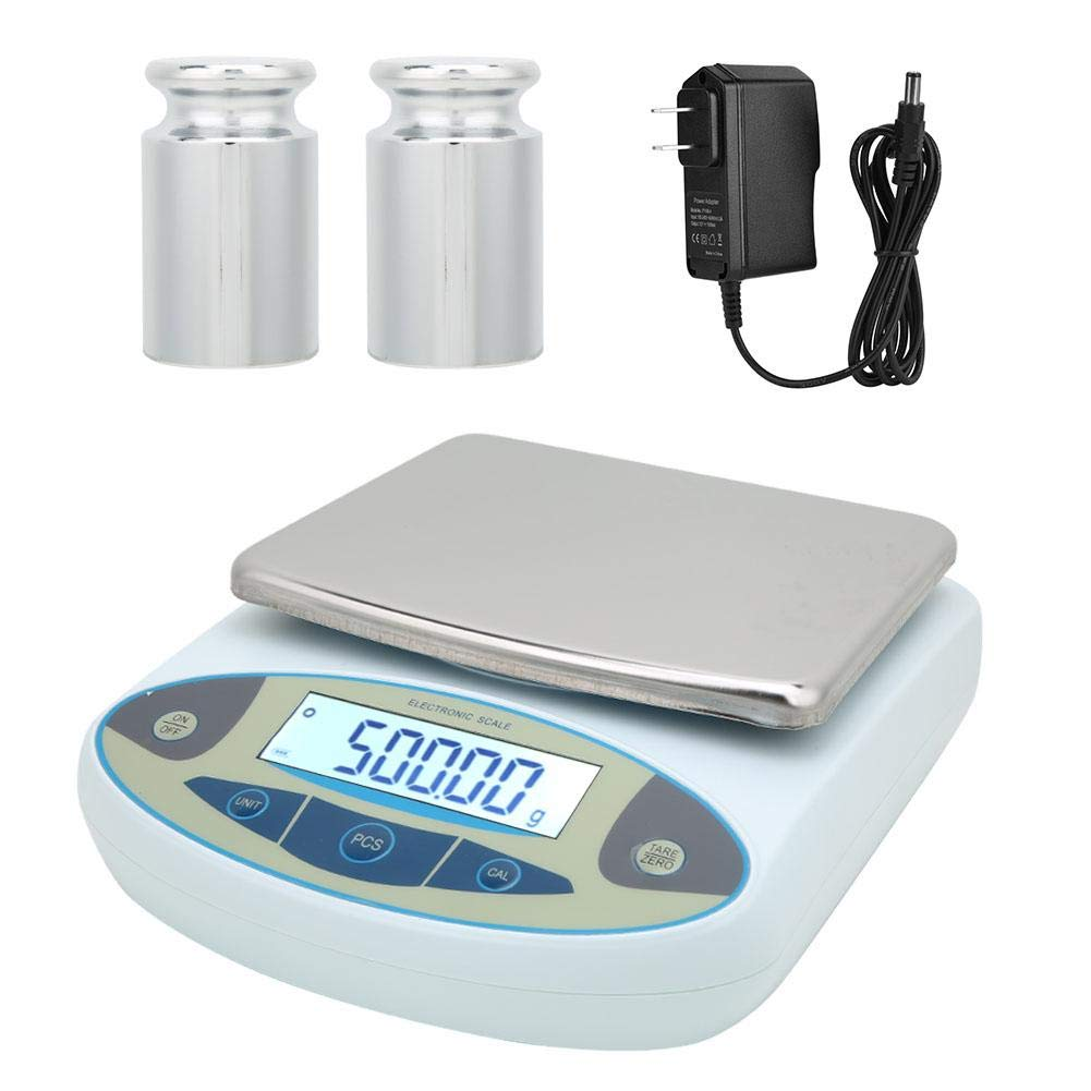 Digital Analytical Electronic Balance, Lab Scale Weighing Scale(US) by Huakii
