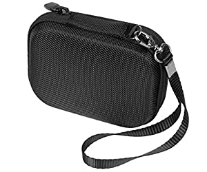 Digital Camera Case for Sony W800/S, DSCW830; Canon PowerShot ELPH 180, ELPH 190, ELPH 310 HS, ELPGH 350HS; Kodak PIXPRO Friednly Zoom FZ43, FZ53-BL Point and Shoot Digital Camera; Nikon COOPIX L32 by WGear